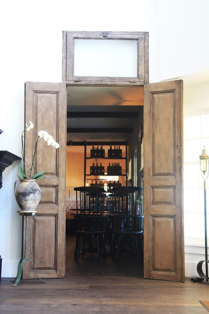Entrance to The Gathering Table