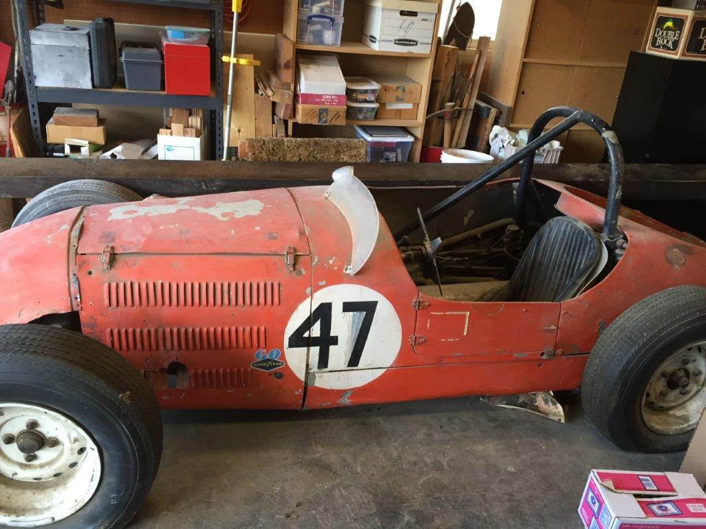 Martine Inn Owner to Race Newly-Restored Vintage MG at Laguna Seca ...