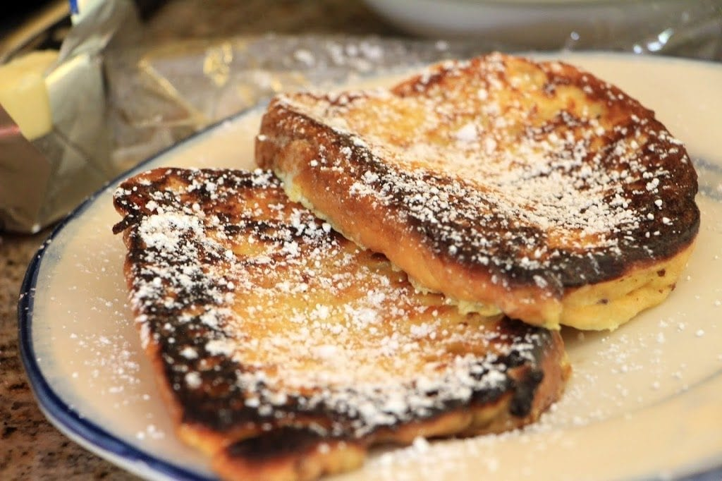 Dominique's French toast