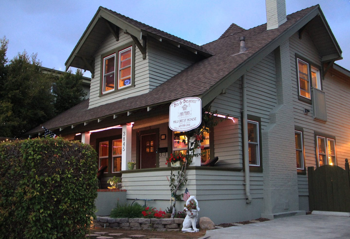 Hillcrest House Bed & Breakfast Inn
