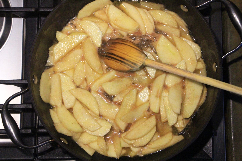 apple sauce ingredients
