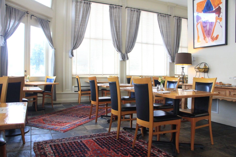 Restaurant 301 at Carter House Inns