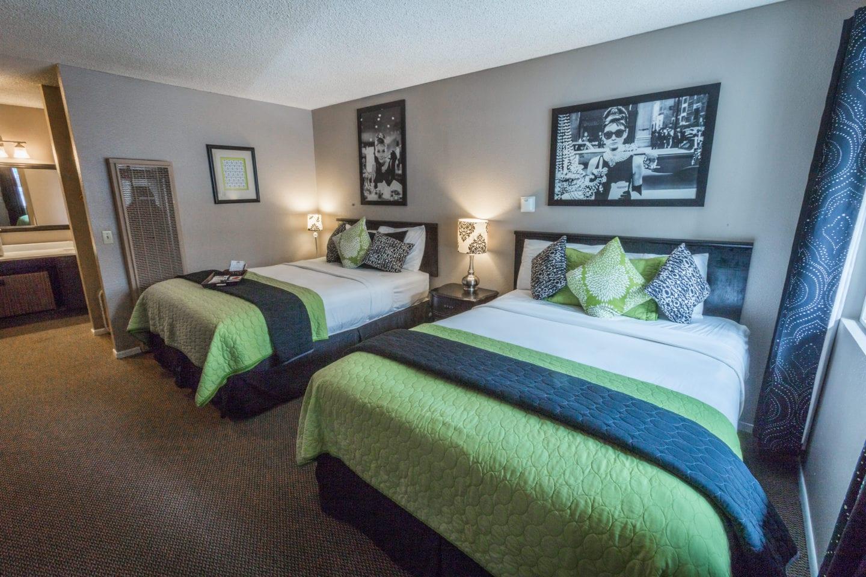 Alder Inn guest room